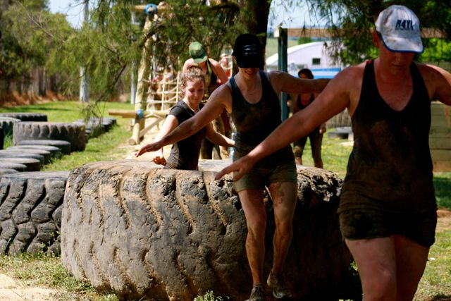 Operation Ollie Obstacle Course - 25 October 2014