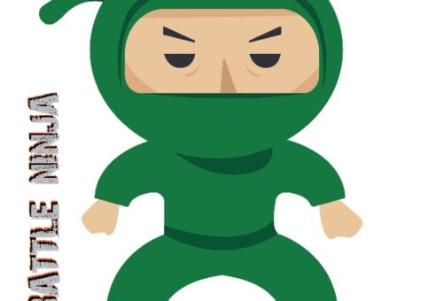 Green Ninja BG