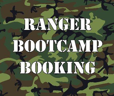 Ranger Bootcamp Booking